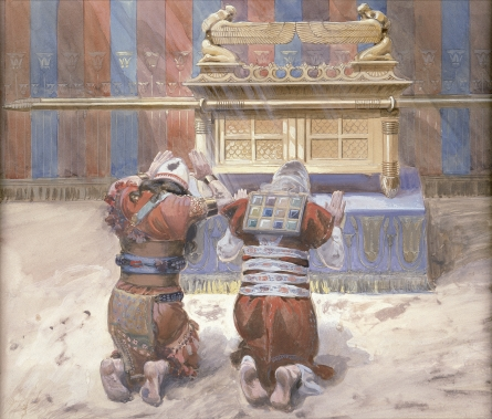 the Jewish Ark of the Testimony (Covenant)