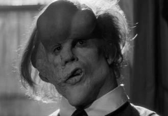 as John Merrick (The Elephant Man, 1980)