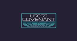 Alien: Covenant USCSS Covenant logo