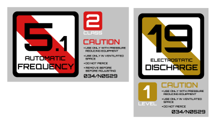more Alien/Prometheus inspired labels