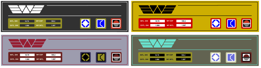 Weyland Corp labels