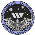 Weyland Megacorp patch