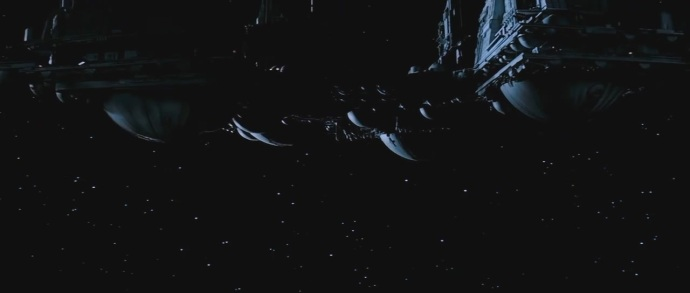Nostromo, traveling to Earth