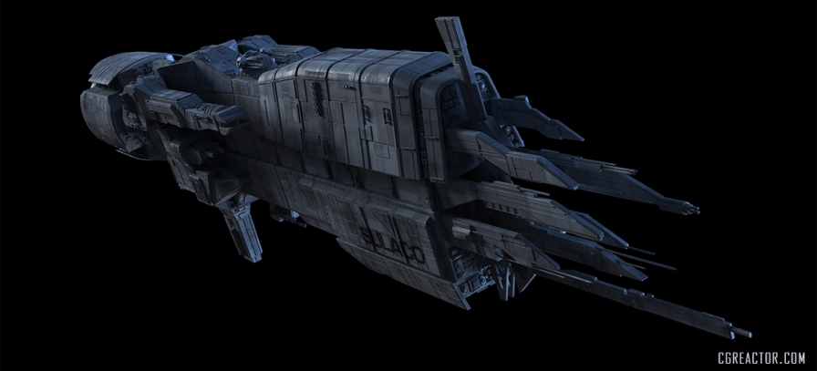 Ed Giddings Eaglemoss Sulaco sul-01-lrg