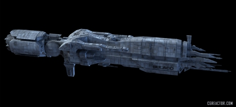 Ed Giddings Eaglemoss Sulaco sul-03-lrg