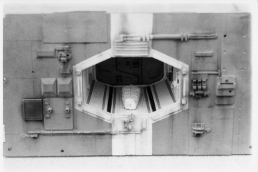The airlock hatch, after.