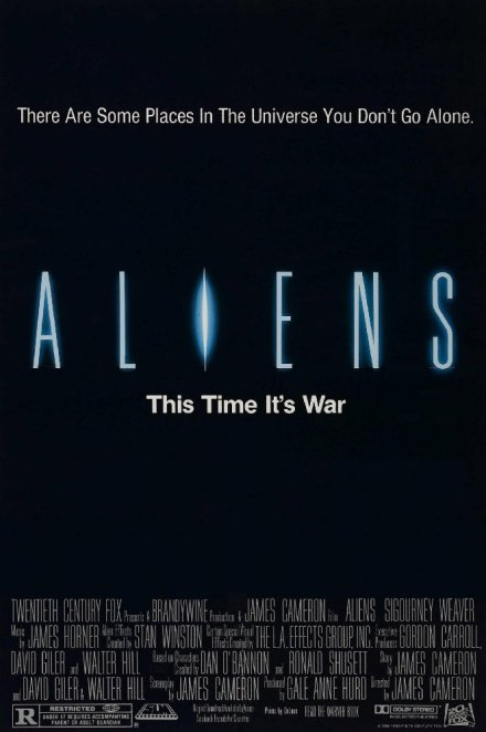 2 use aliens poster