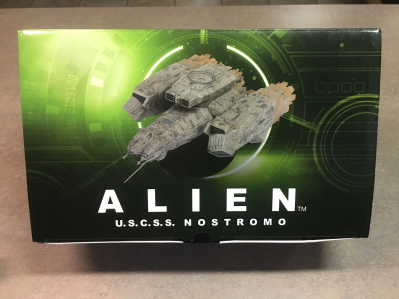 Still amazed to see a box with this ship on it!