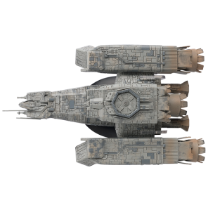 Photo from Eaglemoss Shop web site.