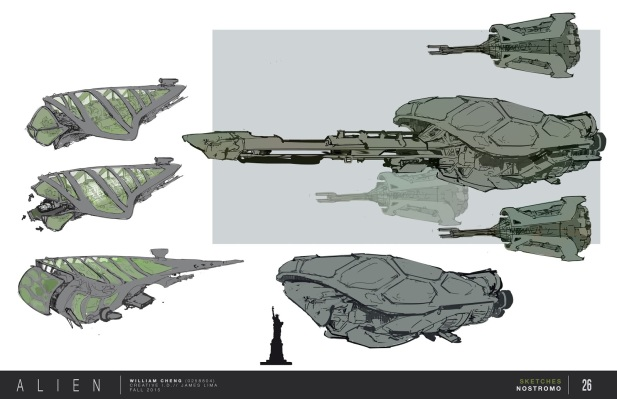 Sketch #26. Image property of William Cheng. Used with permission.