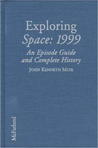 An early edition of John's Space: 1999 book.